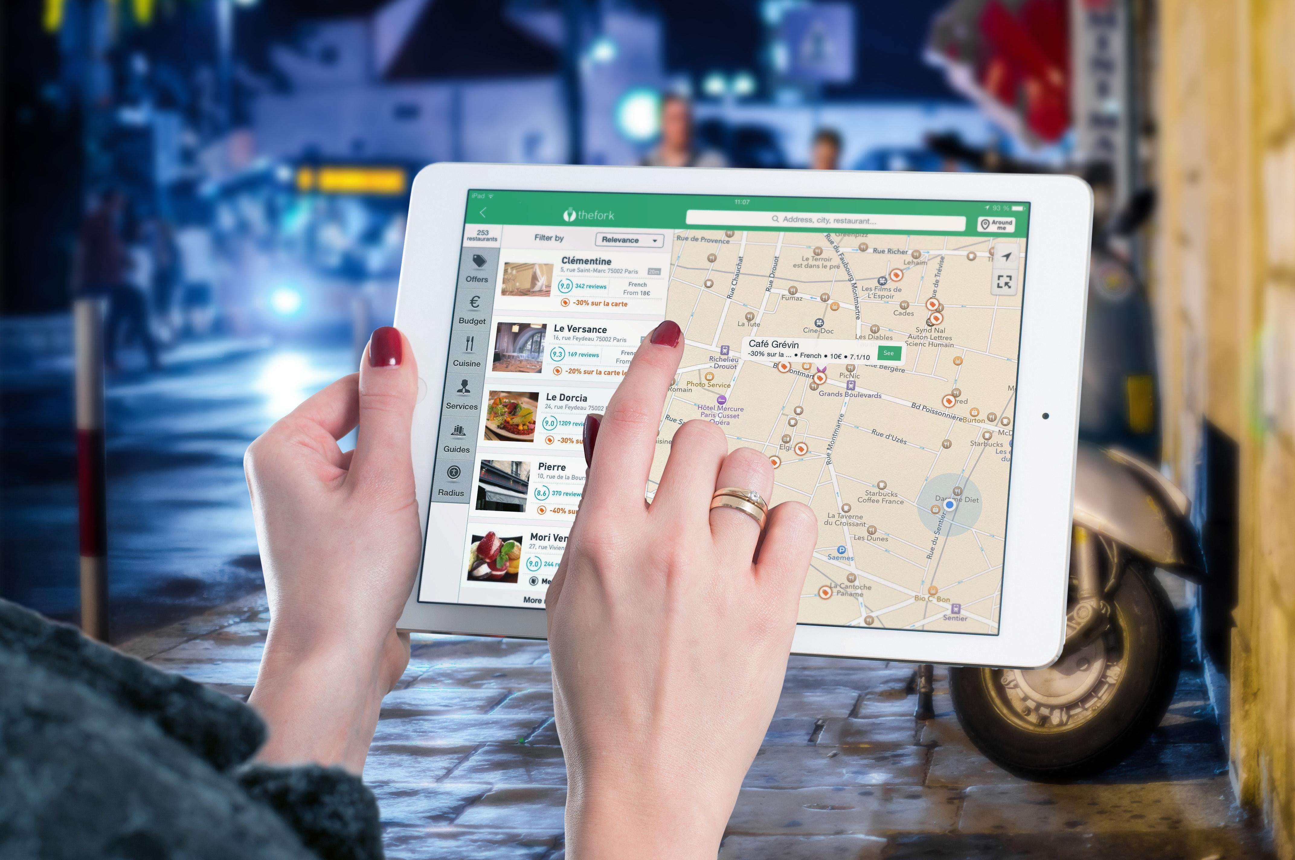 Applications web et mobile à Marrakech
